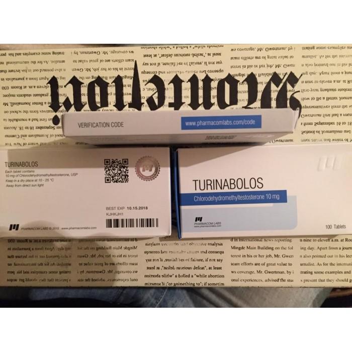 Turinabols Pharmacom (Turanabol)