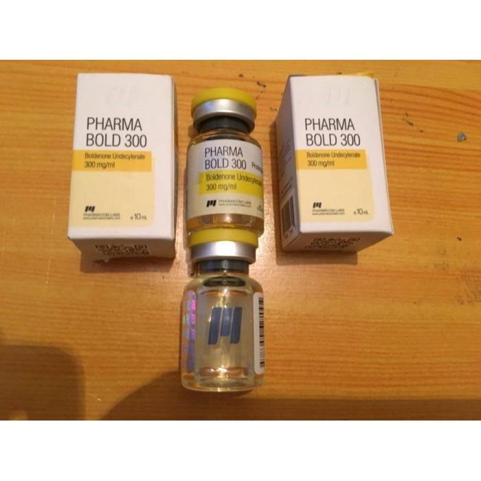 Boldenone ( Pharmabol 300 Pharmacom)