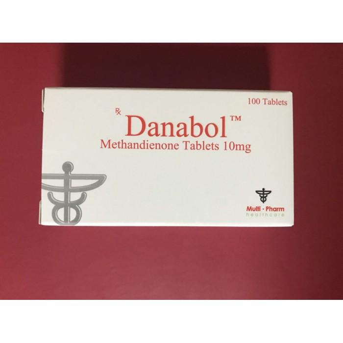Danabol ( MultiPharm )