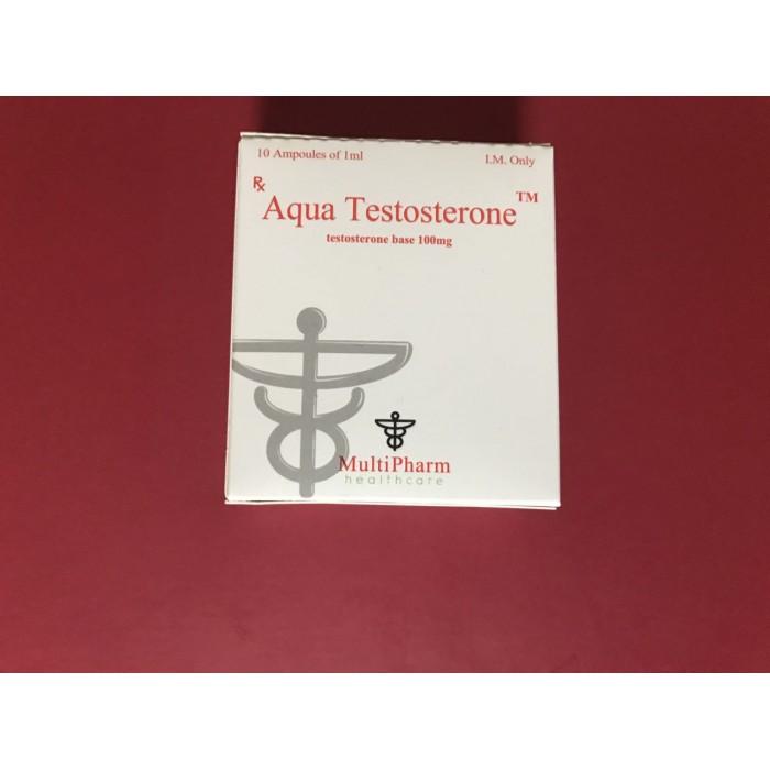 Aqua Testosterone ( Multi Pharma )
