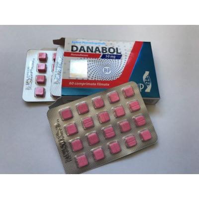 Danabol BALKAN 60 CAPS/50 mg