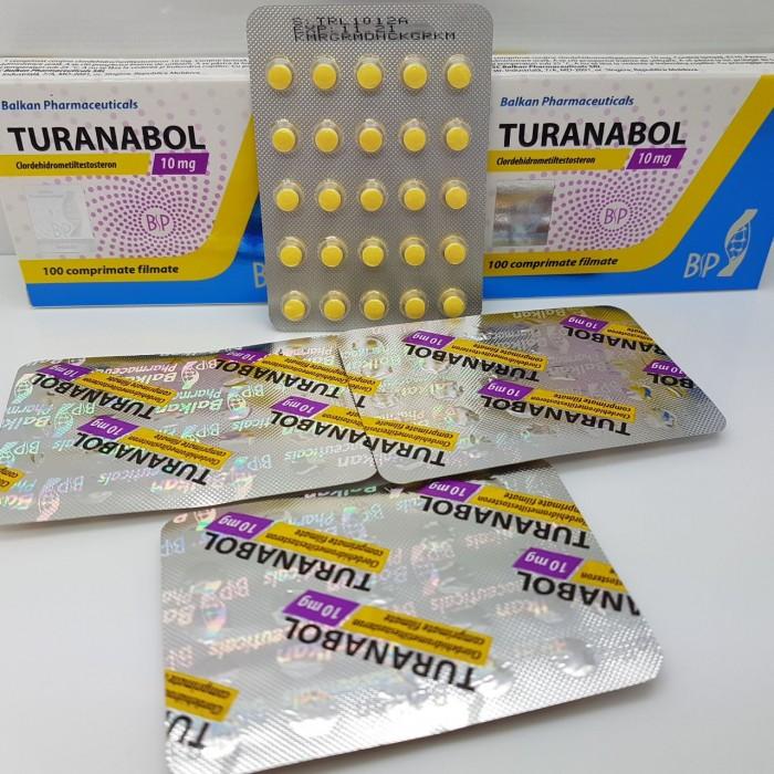 Turanabol Balkan