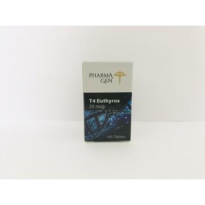 T4 Euthyrox Pharma Gen