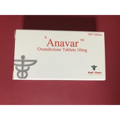 Anavar ( MultiPharm )