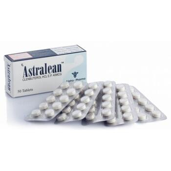 Astralean ( Clenbuterol Alpha Pharma)