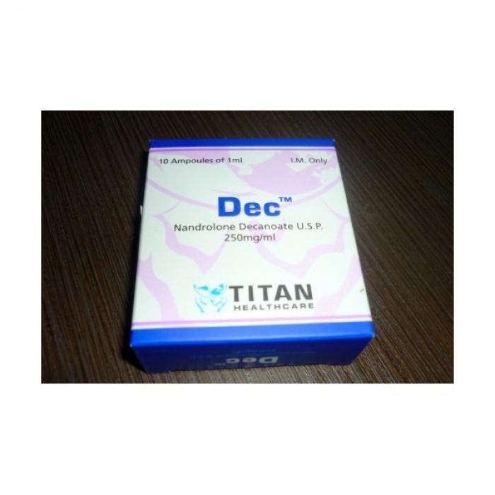Dec (Nandrolone) TITAN