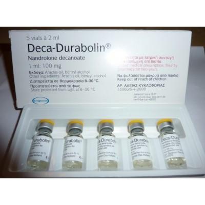 Decadurabolin nandrolon decanoat
