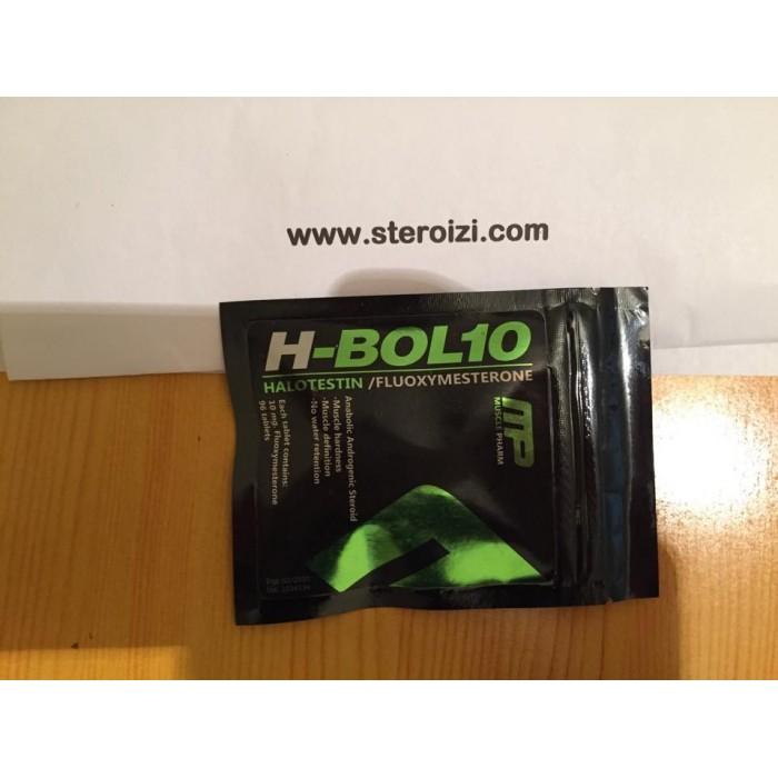 Halotestin Muscle Pharm