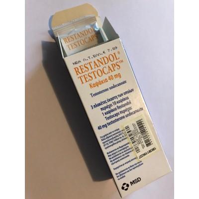 Restandol Testocaps