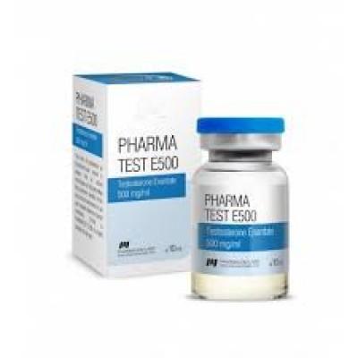 Pharmatest E500 (Testosteron enantat Pharmacom)