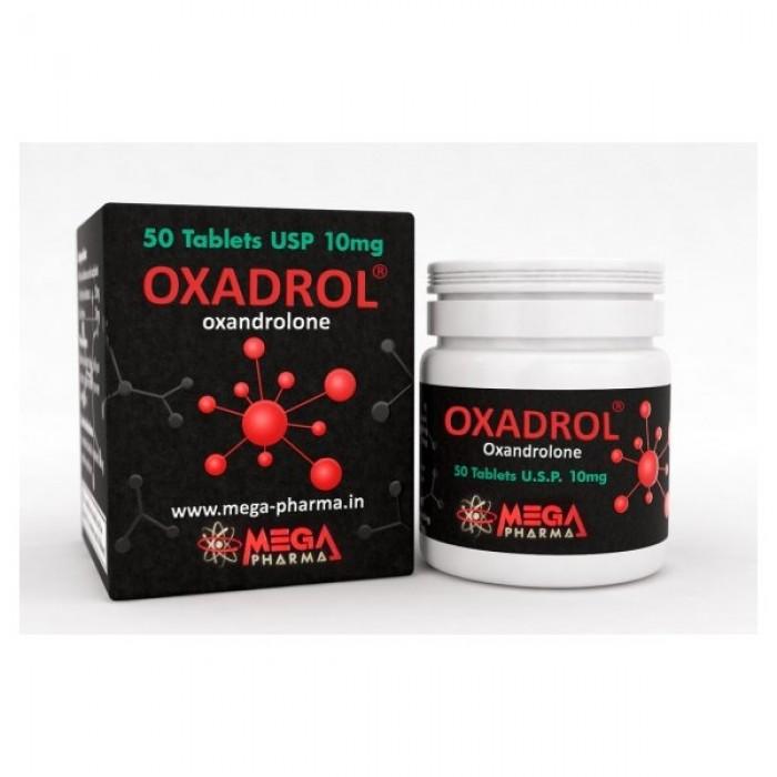 Oxadrol (oxandrolone Mega Pharma) Expires on 09/2018 SUPER OFFER!
