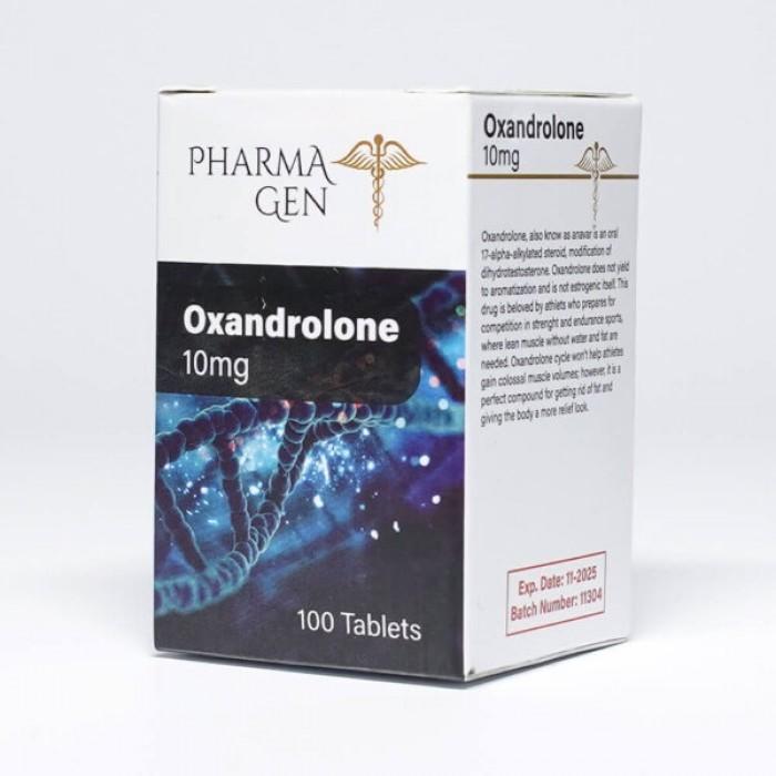Oxandrolone Pharma Gen