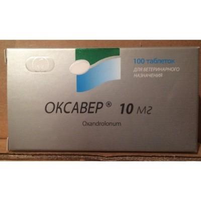 Oxaver (Oxandrolon Vermodje) 100 capsule /10 mg