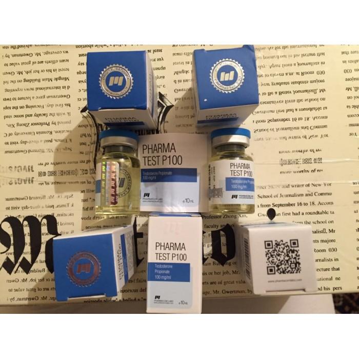 Pharmatest P100 (Testosteron Propionat Pharmacom) Lichidare stoc!