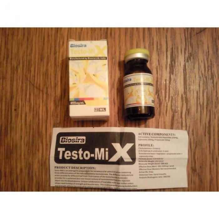 TestomiX (Mix of 3 esters) Biosira