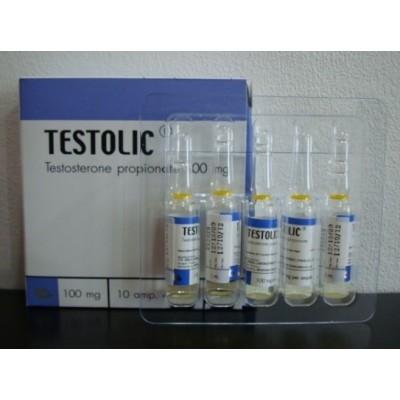 Testosteron Propionate Testolic Thailand