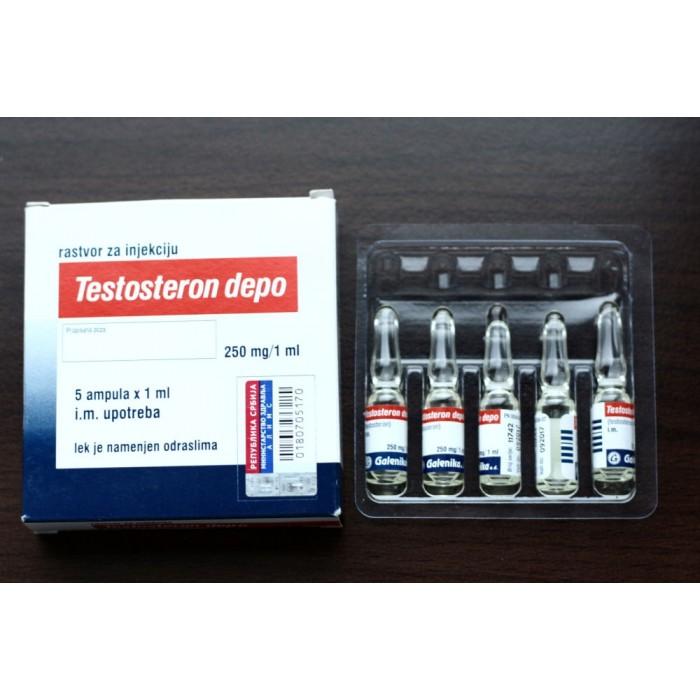 Testosteron Depo Galenika