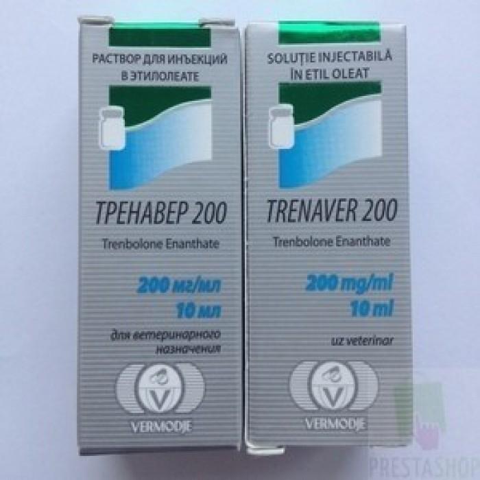 Trenaver 200( Trenbolone enantat Vermodje)