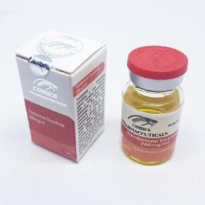 Trenbolone enantat 200 ( Cobra Pharma)