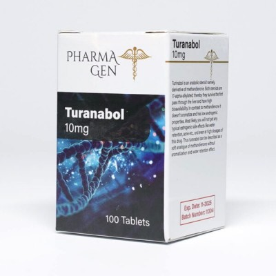 Turanabol Pharma Gen